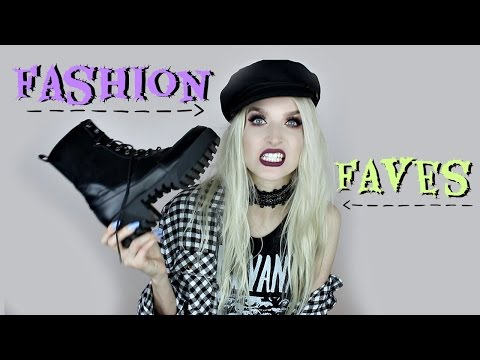 Boots, Bras & Book of the Month   Fashion Faves!