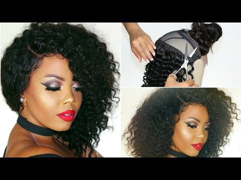 😱 LAFLARE LACE CLOSURE ON CAP | HOW TO MAKE A WIG BEGINNER FRIENDLY | SAMSBEAUTY x TASTEPINK