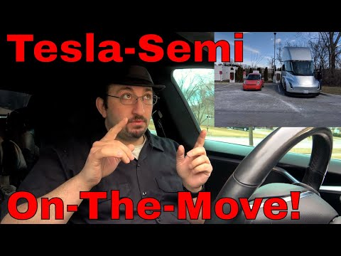 Tesla Semi in St Louis & Anheuser Busch What I Know!