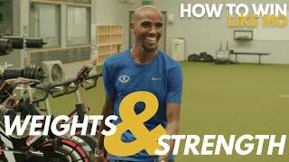 Weights & Strength Training | How to Win Like Mo