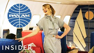 The Pan Am Experience Takes You On A Trip Back To The '70s