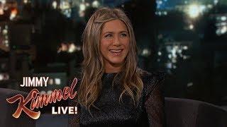 Jennifer Aniston on Dolly Parton & New Movie Dumplin'
