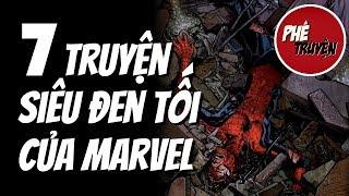 Download 07 lần MARVEL ĐEN TỐI hơn cả DC Video