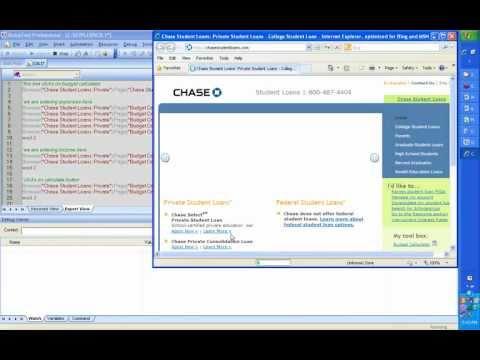 QTP Tutorial 1 | QTP Training With VB Script QTP Frameworks beginners | QTP Tutorials For beginners