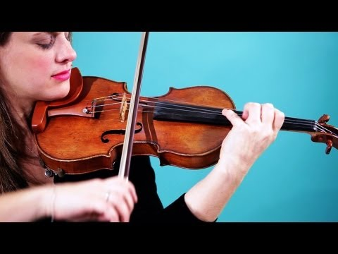 How to Play a D Scale | Violin Lessons