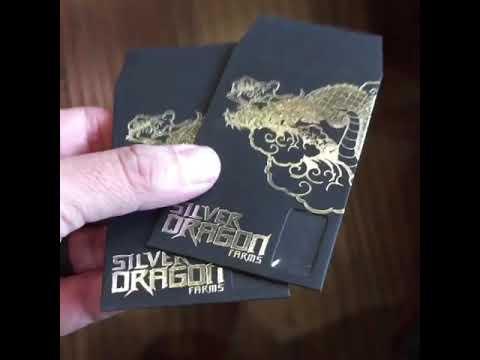 Custom printed Seed Packaging / Seed Envelopes by Shatter Labels, #1 Marijuana Packaging Company