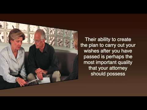 Oakland, CA Estate Planning Lawyer - Choosing an Estate Planning Attorney