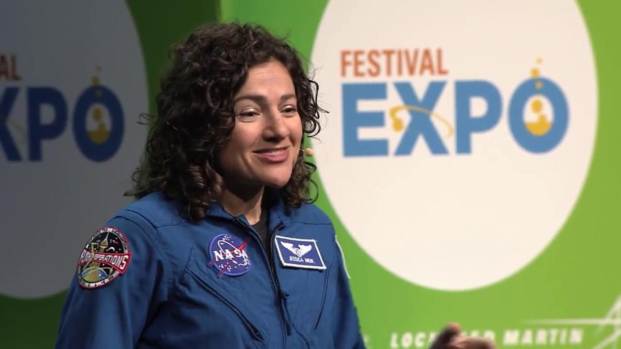 Journey to NASA with Astronaut Jessica Meir