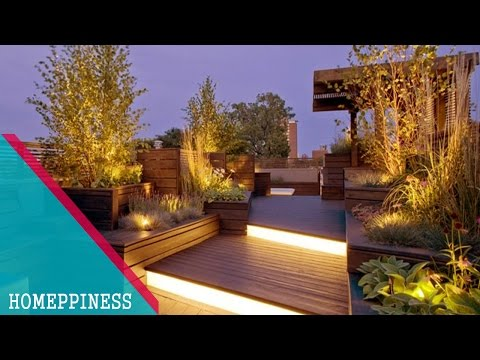 (NEW DESIGN 2017) 30+ Attractive Terrace Garden Ideas For Modern Home DESIGN