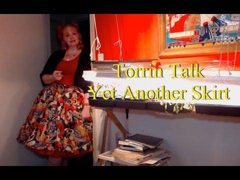 Torrin Talk: Yet Another Skirt
