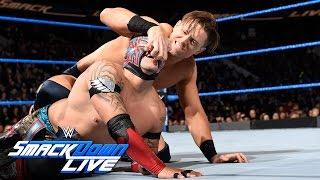 Kalisto vs. The Miz - Intercontinental Championship Match: SmackDown LIVE, Nov. 22, 2016
