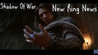 Middle- earth: Shadow of War Talion