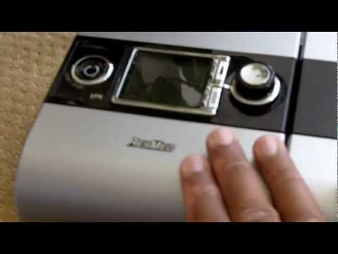 Insider Review -  Resmed S9 AutoSet CPAP Machine (part 1 of 8)