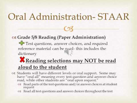 2015 5th & 8th gr June SSI STAAR Administration