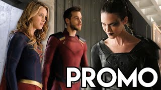 Reign UNMASKED & What is Mon-El holding? - Supergirl 3x18 Promo Breakdown
