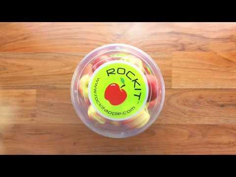 Meet Rockit Apples™, Nature's Little Treat! - The Produce Moms
