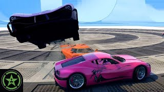 Sweaty Palms and Dented Wheels - GTA V: Sumo Remix | Let