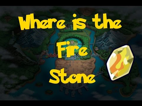 Where Is: The Fire Stone (Location 1) (Pokemon Black 2/White 2)