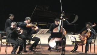 R. Vaughan Williams: Piano Quintet In C Minor Part 1 - Triologìa