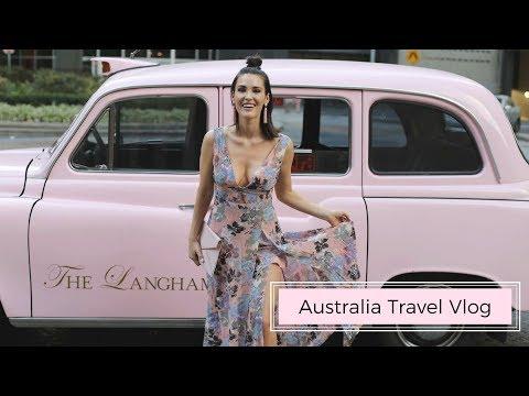 Australia Travel Vlog - Melbourne, Sydney & The Great Barrier Reef