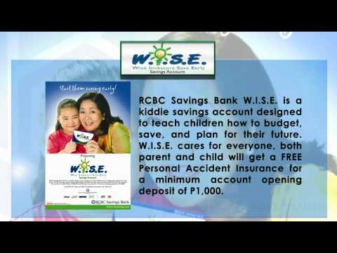 RCBC Savings Bank All Products