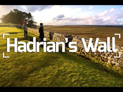 HADRIAN'S WALL | ENGLAND TRAVEL VLOG #1