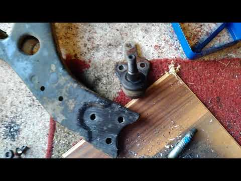 The right way to change your ball joints