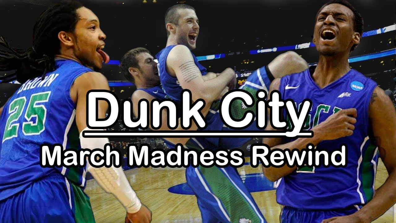 How Dunk City Was Born   FGCU-Georgetown March Madness Rewind