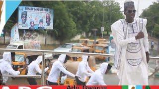Baba Buhari_2019 Alan Waka_Ado Gwanja_Fati Niger Hausa Full Video Song 2018