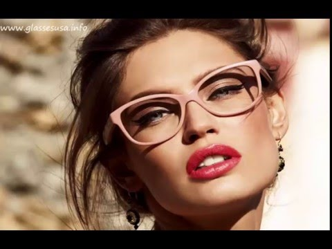 Women Stylish Glasses 2016 Exclusive Collections