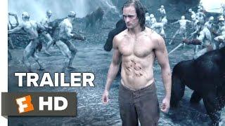The Legend of Tarzan Official Trailer #1 (2016) - Alexander Skarsgård, Margot Robbie Movie HD