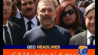 Geo Headlines 04 PM 20-March-2017