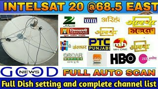 INTELSAT 20 CHANNEL LIST Videos - 9tube tv