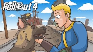 FELLOUT 4 (Fallout 4 Cartoon Parody)