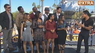 'The Best Man Holiday' Cast: Answering All Your Burning Questions!