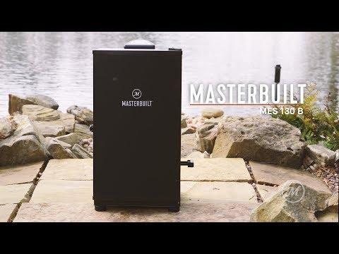 Masterbuilt 130 B Digital Electric Smoker