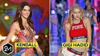 Top 10 Richest Victoria's Secret Models 2018