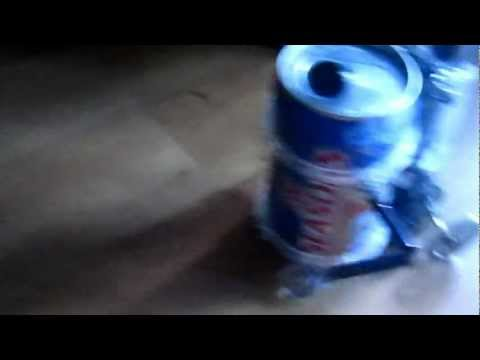 THE MOVING TIN CAN ROBOT