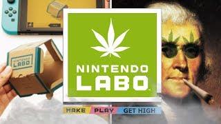 HIGH ON LABO - Nintendo Labo Gameplay