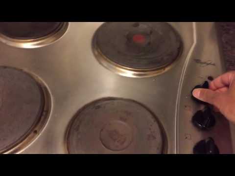 Hob in Kitchen Electric Hob, Cooking Plate, Cooker Usage and Instructions