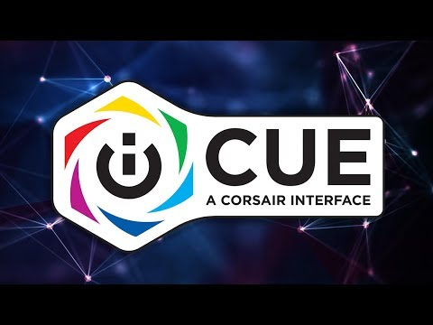 INTRODUCING CORSAIR iCUE - A REVOLUTIONARY NEW INTERFACE TO CONTROL YOUR PC