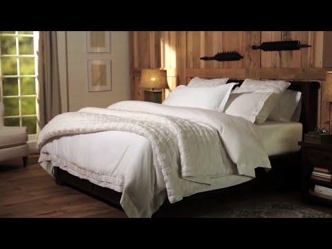 White Bedding Basics | Pottery Barn