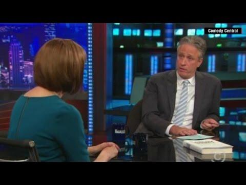 Jon Stewart grills Miller on Iraq War reporting