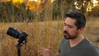 Sony A7R III Hands-On Field Test (In Arizona!)