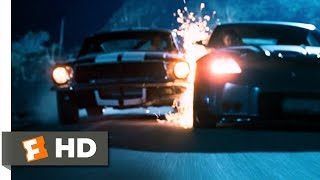 The Fast and the Furious: Tokyo Drift (10/12) Movie CLIP - The Race Begins (2006) HD