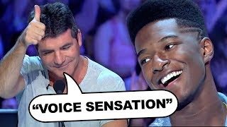 Willie Jones STUNS Simon Cowell In Pitch Perfect Performance