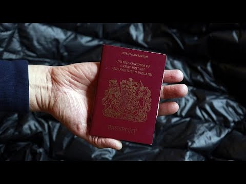 UK's post-Brexit blue passports to be printed by Franco-Dutch company