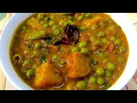 Dhaba style aloo matar ki sabji | Aloo matar ki sabji | Aloo matar. | Potato peas curry