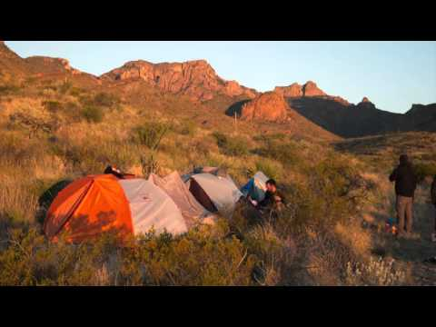 Big Bend National Park Trip Video