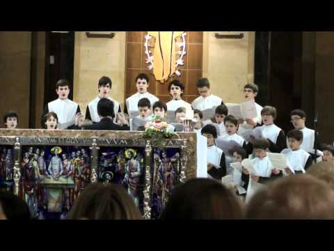 Montserrat Choir Boys in the Basilica
